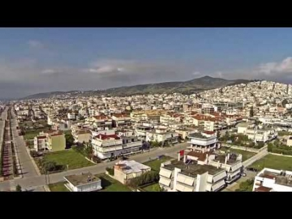 Municipality of Lamia - High Definition Aerial Video